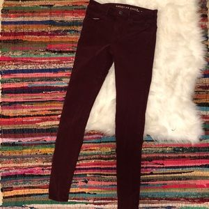 AEO | Extra long High Rise Jegging